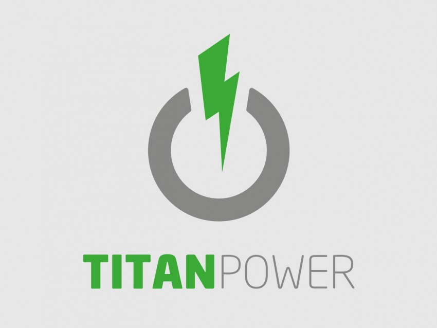 Titan Power Brand Identity